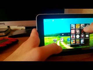 Лучший обзор планшета 3Q RC0722C