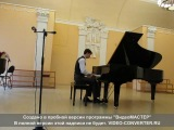 Tchaikosvky(Pletnev)- Andante Maestoso from the Nutcracker suite