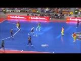 Барселона играет в мини футбол