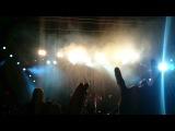 Концерт Korn - Джонатан играет на волынке