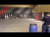 Стрельба из пистолета Glock 34 с использованием тактического блока RONY после 7 летнего перерыва