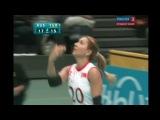 Чемпионат мира по волейболу 2010, Япония, групповой этап, Россия-Турция, 3-1, 1 место, Старцева Евгения