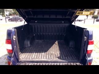 Автомобиль УАЗ Пикап. Видео тест-драйв